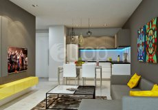 New off-plan project with interest-free installment payment plan in Mahmutlar! - 17