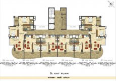 New off-plan project with interest-free installment payment plan in Mahmutlar! - 19