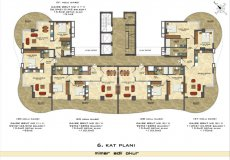 New off-plan project with interest-free installment payment plan in Mahmutlar! - 20