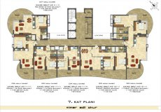 New off-plan project with interest-free installment payment plan in Mahmutlar! - 21