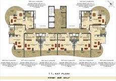 New off-plan project with interest-free installment payment plan in Mahmutlar! - 25