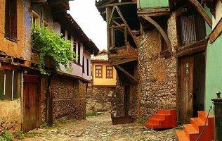 турецкая деревня