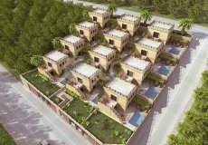 Villas with private swimming pool in Alanya. Property in Turkey. - 47