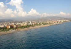 Land for sale in Alanya, Konakli with sea and mountain views. - 8