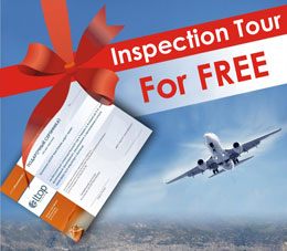 Free inspection tour