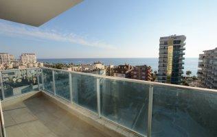 Элитные квартиры с видом на море в Алании, Махмутлар