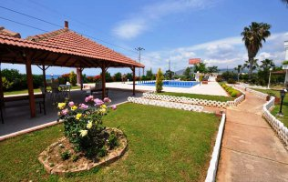 Two-bedroom house in Alanya, Demirtas