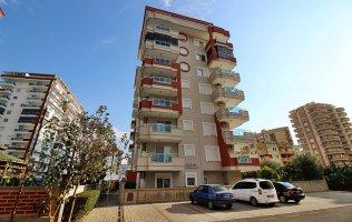 Меблированная квартира в Аланье 2+1, р-н Махмутлар, в жилом комплексе