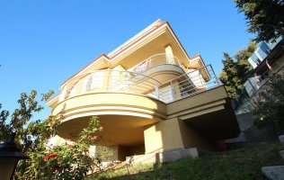 Four-bedroom villa in Alanya in a picturesque area, Kargicak village