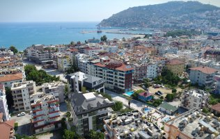 Off-plan project in Alanya with 0% interest payment by installments