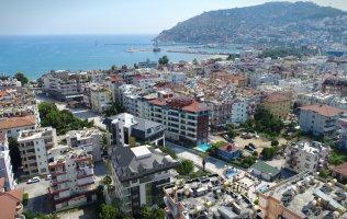 Новые квартиры в центре Аланьи с 0% рассрочкой платежа