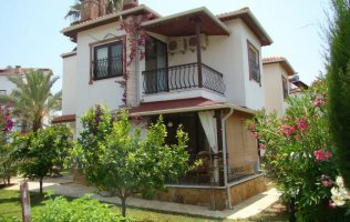 Furnished villa 3+1 in Alanya, in a residential complex in Avsallar