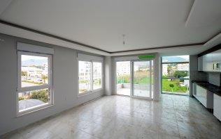 Новая просторная квартира 1+1  в современном комплексе, Кестель