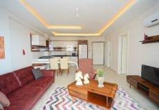 Меблированная квартира 1+1 в Махмутларе, Аланья - 21