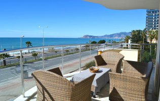 Furnished apartments with sea views, Alanya / Mahmutlar