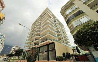 Недорогая двухкомнатная квартира р. Махмутлар, Аланья