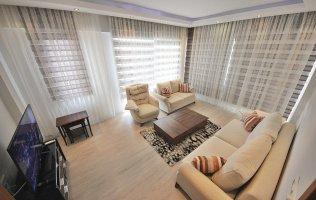 Меблированная квартира 2+1 недалеко от моря р. Махмутлар, Аланья
