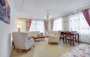 Квартира 2+1 с мебелью в районе Махмутлар, Аланья. Недорого