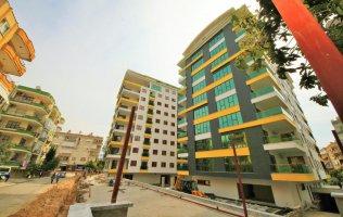 Новая 4-комнатная квартира в центре Аланьи