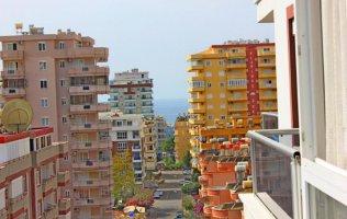 Новая квартира 1+1 с красивым видом в Аланье, р-н Махмутлар