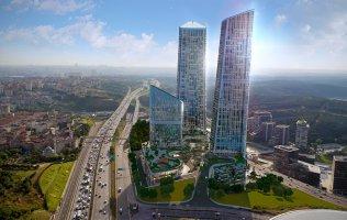Новый эксклюзивный инвестиционный проект с панорамным видом на Босфор и Стамбульский лес.  Стамбул Маслак