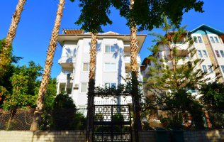 Inexpensive 1+1 furnished apartment in the center of Alanya