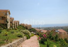 Two-bedroom apartment villa 2 + 1 in the luxury complex Gold City, Alanya - 13