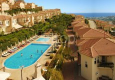 Two-bedroom apartment villa 2 + 1 in the luxury complex Gold City, Alanya - 8
