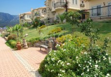 Two-bedroom apartment villa 2 + 1 in the luxury complex Gold City, Alanya - 10