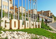 Two-bedroom apartment villa 2 + 1 in the luxury complex Gold City, Alanya - 7