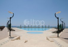 Two-bedroom apartment villa 2 + 1 in the luxury complex Gold City, Alanya - 20