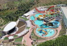 Two-bedroom apartment villa 2 + 1 in the luxury complex Gold City, Alanya - 19