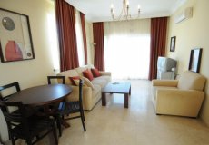 Two-bedroom apartment villa 2 + 1 in the luxury complex Gold City, Alanya - 29