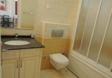 Two-bedroom apartment villa 2 + 1 in the luxury complex Gold City, Alanya - 36