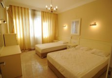 Two-bedroom apartment villa 2 + 1 in the luxury complex Gold City, Alanya - 37