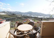 Two-bedroom apartment villa 2 + 1 in the luxury complex Gold City, Alanya - 31