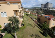 Two-bedroom apartment villa 2 + 1 in the luxury complex Gold City, Alanya - 27