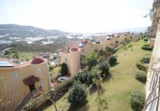 Two-bedroom apartment villa 2 + 1 in the luxury complex Gold City, Alanya - 28