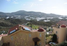 Two-bedroom apartment villa 2 + 1 in the luxury complex Gold City, Alanya - 43