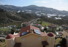 Two-bedroom apartment villa 2 + 1 in the luxury complex Gold City, Alanya - 45