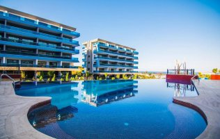 Luxury apartment in Kargyjak, Alanya