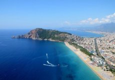 Rent spacious 2 + 1 apartments in the center of Alanya - 1