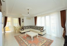 Rent spacious 2 + 1 apartments in the center of Alanya - 8