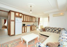 Rent spacious 2 + 1 apartments in the center of Alanya - 9