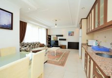 Rent spacious 2 + 1 apartments in the center of Alanya - 10