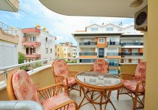 Rent spacious 2 + 1 apartments in the center of Alanya - 11
