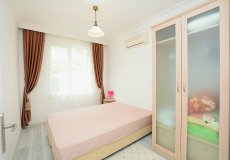 Rent spacious 2 + 1 apartments in the center of Alanya - 14
