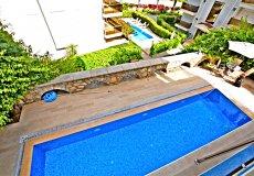 Вилла в Аланье у моря с частным бассейном - 49