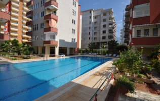 Budget option 3 + 1 in Alanya, Mahmutlar