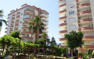Апартаменты 3+1 в шикарной резиденции в  Тосмуре, Алания